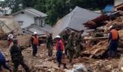 Свлачища в Япония взеха десетки жертви
