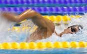 Италия  шампион на смесена щафета 4 по 100 свободен стил
