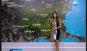Прогноза за времето - 27 август 2014 г.