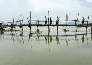 Наводнения в Индия