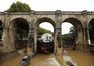 Наводнения във Франция