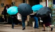 В София днес заваля дъжд