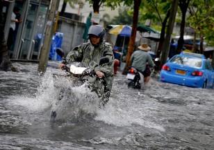 Наводнения в Тайланд