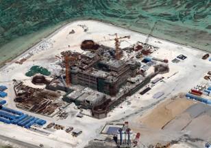 Китай строи на риф в Южнокитайско море