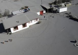 Вулканска пепел мъчи хора и животни в Чили