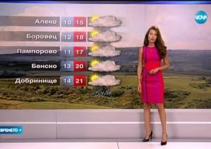 Прогноза за времето (06.05.2015 - централна)