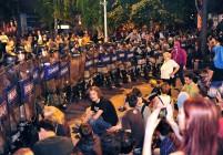 Втори ден на протести в Скопие срещу Груевски
