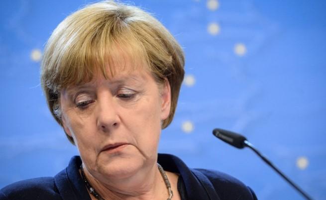 Германският канцлер Ангела Меркел
