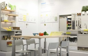 Кухнята на бъдещето – без хладилник, с дигитална маса