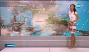Прогноза за времето (31.07.2015 - обедна)