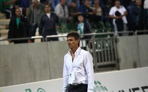 Ераносян за Гонг: Решенията за мача с ЦСКА ги взима Христо Колев