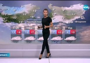 Прогноза за времето (09.10.2015 - централна)