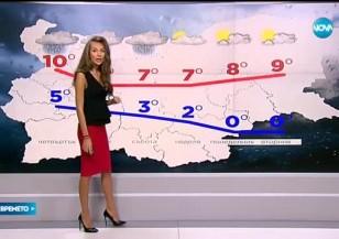 Прогноза за времето (25.11.2015 - централна)