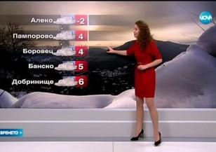 Прогноза за времето (28.11.2015 - обедна)