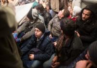 ООН: 20 хил. души на турската граница със Сирия