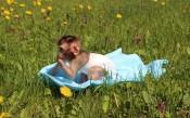 СНИМКИ: Маймунчето Алф от столичния зоопарк