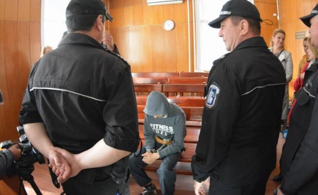 Красимир Тодоров в съда