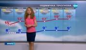 Прогноза за времето (04.05.2016 - обедна)