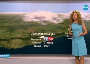 Прогноза за времето (01.07.2016 - централна)