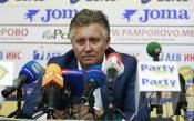 Иван Василев:Тони Велков отива в много добър отбор от А група