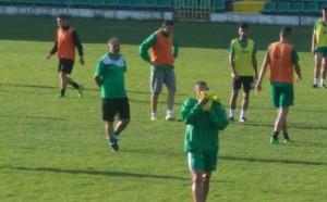 Йордан Боздански с първа тренировка за Пирин ГД
