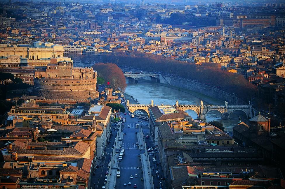 - Красотата на Рим в снимки - история, забележителности, вкусна храна
