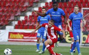 Левски се потруди за осминафинал за Купата