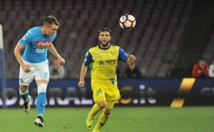 Безпроблемни три точки за Наполи срещу Киево