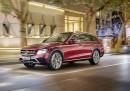 Mercedes показа високопроходимата Е-класа