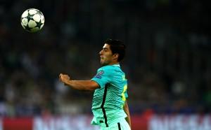 Луис Суарес е най-добрият голмайстор за 2016