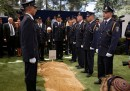 Погребението на Шимон Перес