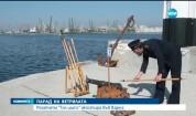 Най-голямата ветроходна регата акостира в Черно море (ВИДЕО)