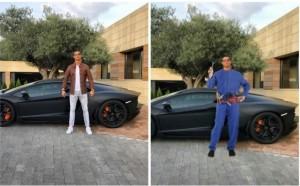 СНИМКИ: Големи подигравки с Роналдо в интернет