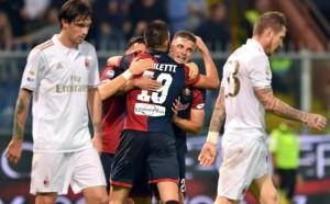 Дженоа пречупи Милан в мач от Серия А