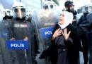Безредици в Истанбул, властта срещу тълпите