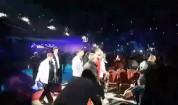 Гръмко излизане на Тервел за дебюта му на профиринга