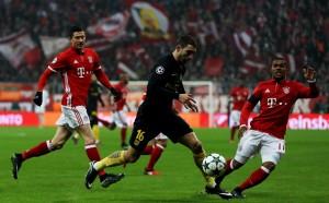 Байерн взе безсмислен реванш срещу Атлетико