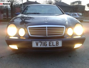 Вижте всички снимки за Mercedes CLK 230