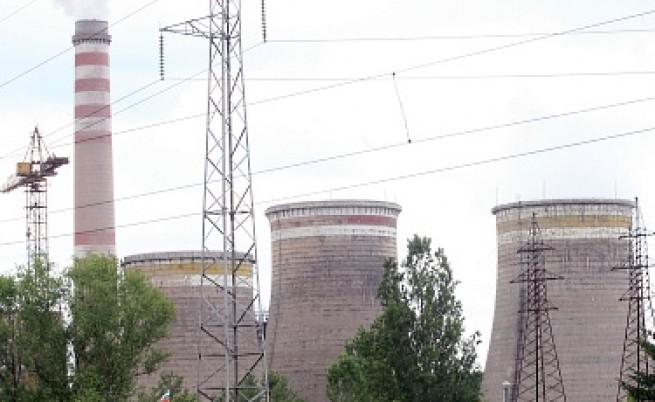 ТЕЦ Република е един от източниците на серен диоксид