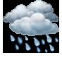 Облачно с дъжд