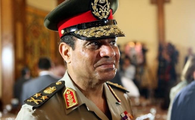 Генерал Абдел Фатах ас Сиси