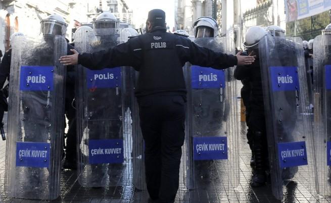 Прокуратурата в Истанбул поръчала нова антикорупционна акция, но полицията отказала