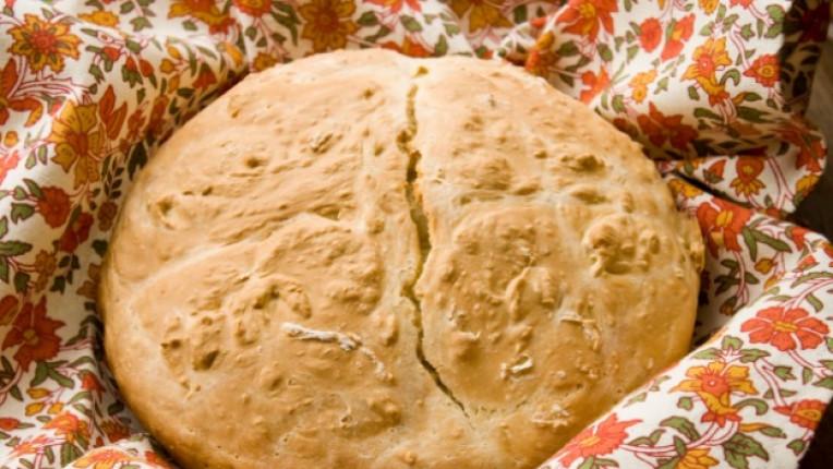содена питка Антоновден тесто фурна печене традиция бакпулвер