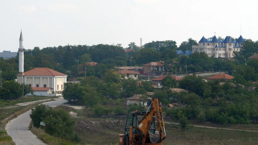 Снимка от с. Дръндар, Варненско