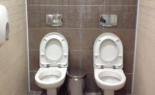 Снимка на тоалетна в Сочи стана хит в интернет