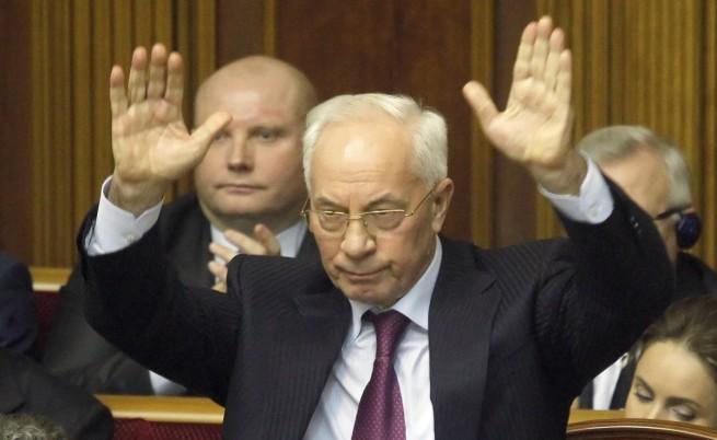 Украинският премиер: Може да се наложи да използваме и сила