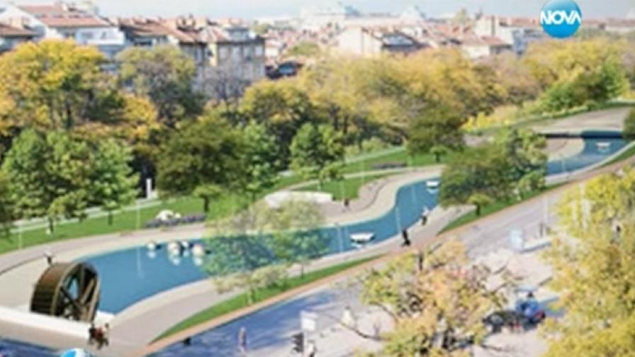 Проект: Изцяло нова визия за центъра на София