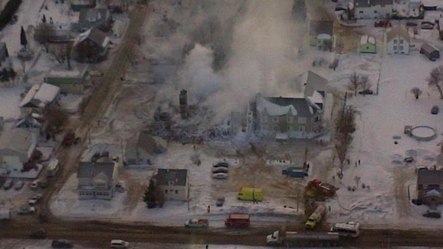 Петима загинали и 30 изчезнали при пожар в старчески дом в Канада