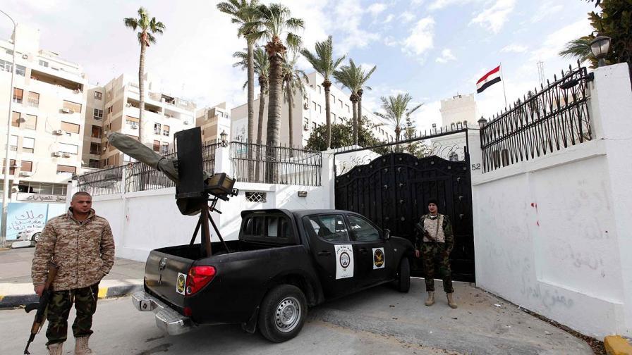 Освободиха задържания в Египет Абу Убейд ал Либи
