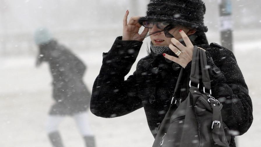 Румъния обяви червен код заради снега